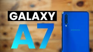 Samsung's Galaxy A7 (2018) is surprisingly affordable