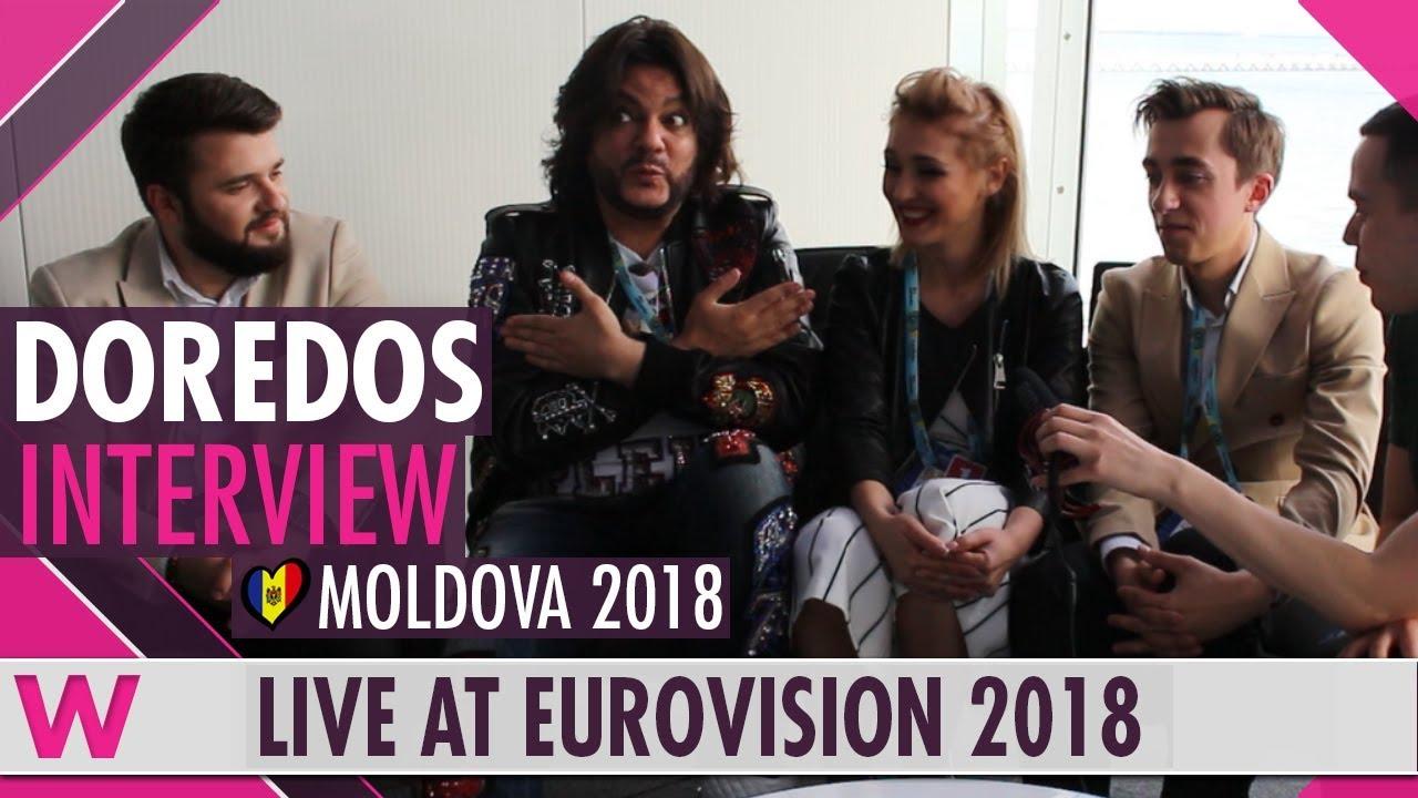 DoReDos (Moldova) and Philipp Kirkorov interview ...  DoReDos (Moldov...