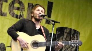 Hans Söllner mit Band - Hey Staat (Live) (Anti-AKW-Demo Stuttgart) (12.03.2011) (XviD)