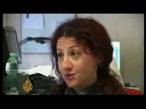 Gaddafi lures Italian girls to Islam lecture - 17 Nov 09