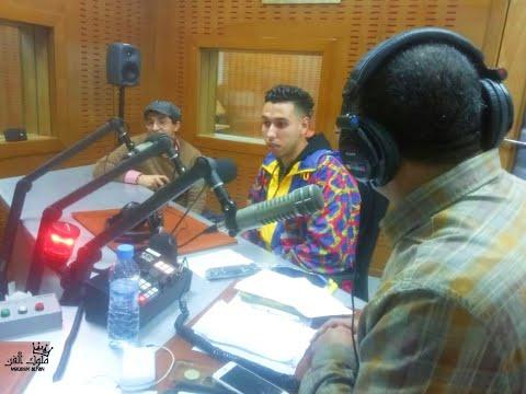 Saad kamikas Invitez a la radio SNRT Rabat