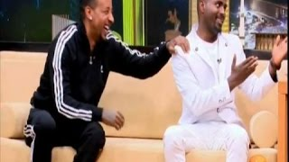 Seifu on EBS Intreview with Lij Michael and Sami Dan