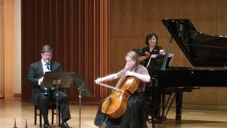 Beethoven 街の歌 Op.11 Trio Varie