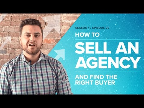How to Sell an Agency and Find the Right Buyer - Proposify Biz Chat