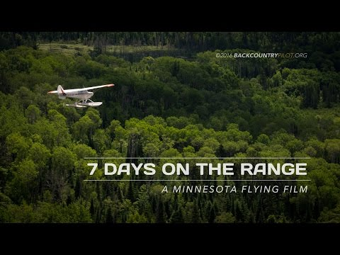 7 Days on the Range - A Minnesota Flying Film
