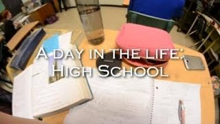 A Day in My Life- High School [HD] Thumbnail