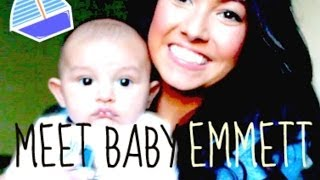 How I told my parents I was pregnant & meet baby Emmett! Thumbnail