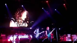 aerosmith   You See Me Crying     Dream On ( live laval 2012 10 juillet)