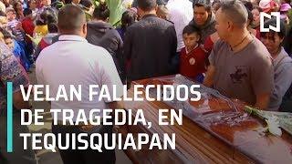 Velan a fallecidos por explosión de pirotecnia en Tequisquiapan - En Punto con Denise Maerker