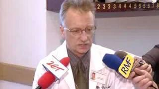 Maciej Zientarski walczy o życie ......