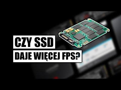 Czy SSD zapewnia lepszą wydajność w grach? TEST!