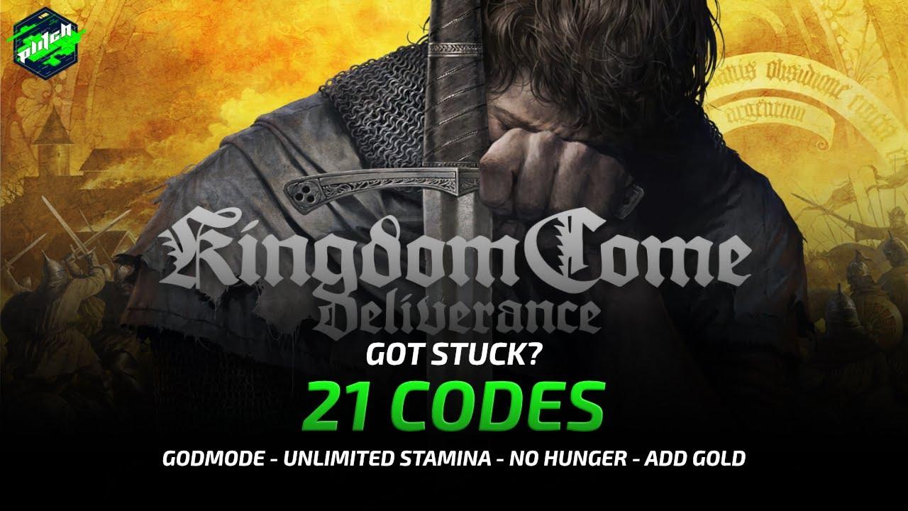 Kingdom Come Cheats