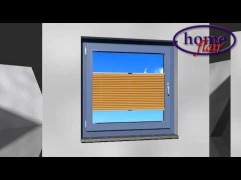 plissee typen plissees rollo faltstore jalousie varianten von youtube. Black Bedroom Furniture Sets. Home Design Ideas