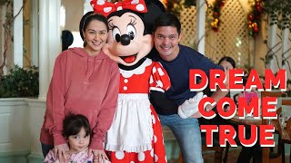 Princess Z Turns 3 at Disney | The Dantes Squad