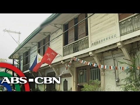 Revisit history in Quiapo's century-old house