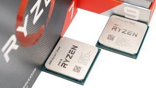 Unboxing AMD Ryzen 9 3900X And Ryzen 7 3700X - Super HOT!