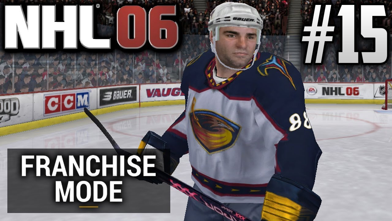 NHL 06 Dynasty Mode | Atlanta Thrashers | EP15 | IT'S BACK! (R3G1)