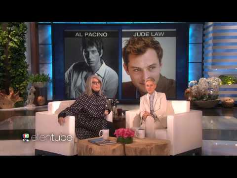 Who'd You Rather with Diane Keaton on Ellen