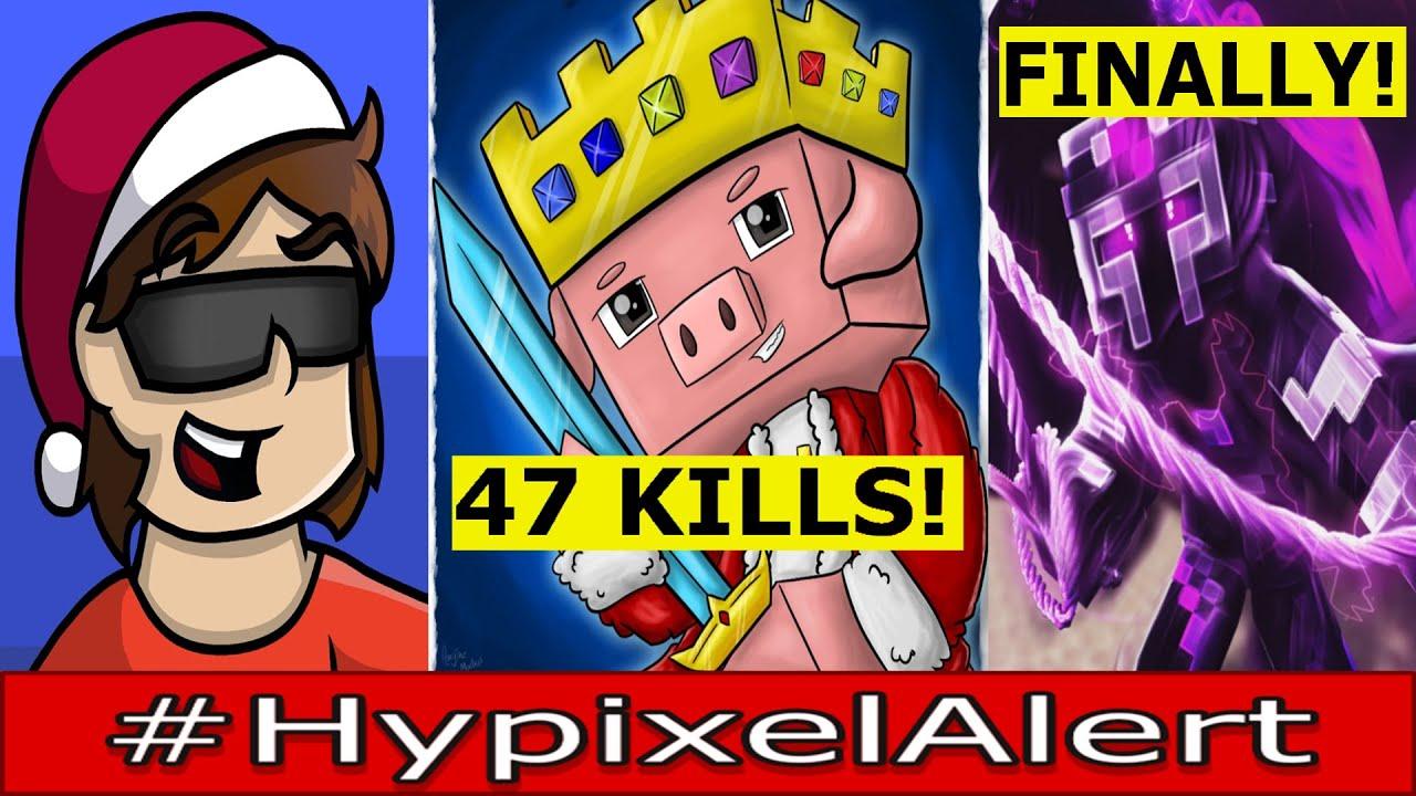 Technoblade DOMINATES Minecraft Ultimate season 2! #HypixelAlert Timedeo's HUGE Coop ft. BedlessNoob