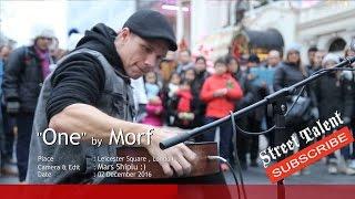 AMAZING Street musician!