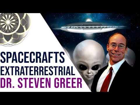 Dr. Steven Greer: Extraterrestrials, Extradimensions & Space Craft (NEW)