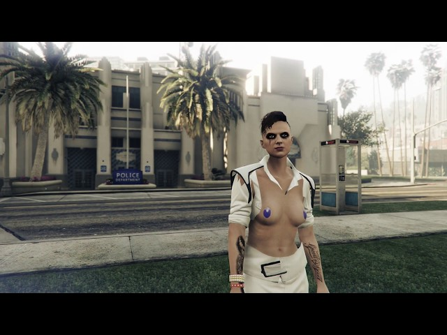 ???? No Bra Glitch ???? How to get No Bra | Topless  | Clothing Glitches | Solo | GTA Online 1.46