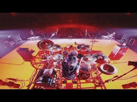 """ONE OK ROCK - Taking Off (Tomoya's Drum Ver.) from """"Ambitions"""" JAPAN TOUR 2017"""