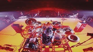 ONE OK ROCK - Taking Off (Tomoya's Drum Ver.) from Ambitions JAPAN TOUR 2017