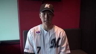 鈴木大地選手からファンの皆さんへ