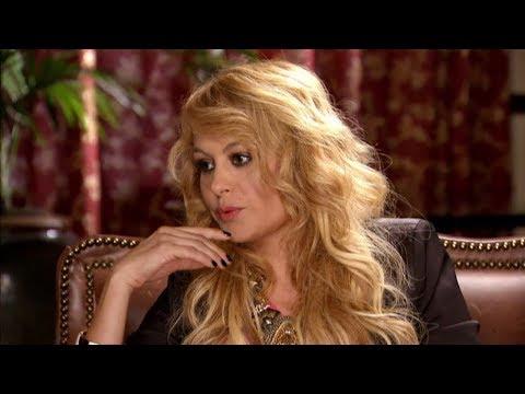 Paulina Rubio On Jenni Rivera's Death | Mario Lopez: One On One