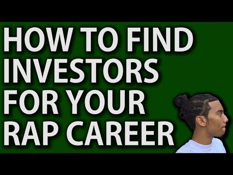 How To Find Investors & Build A Team For Your Rap Career: Interview