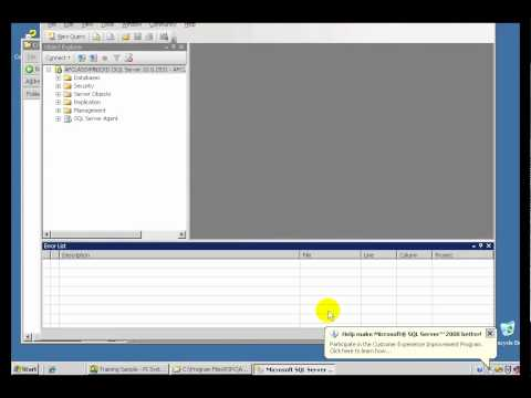 OSIsoft: Use the Windows Event Viewer to troubleshoot an AF installation. v2010