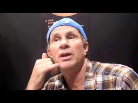 Chad Smith Interview Part 1