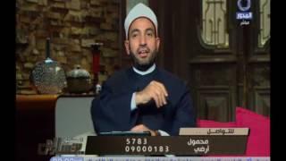 عبد الجليل:تهنئة المسيحيين ليست كفرا..ولا يوجد حديث يبيح قتل الذمي