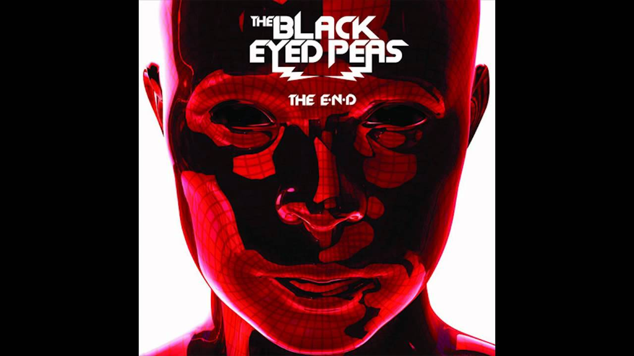 The Black Eyed Peas The End Album Cover