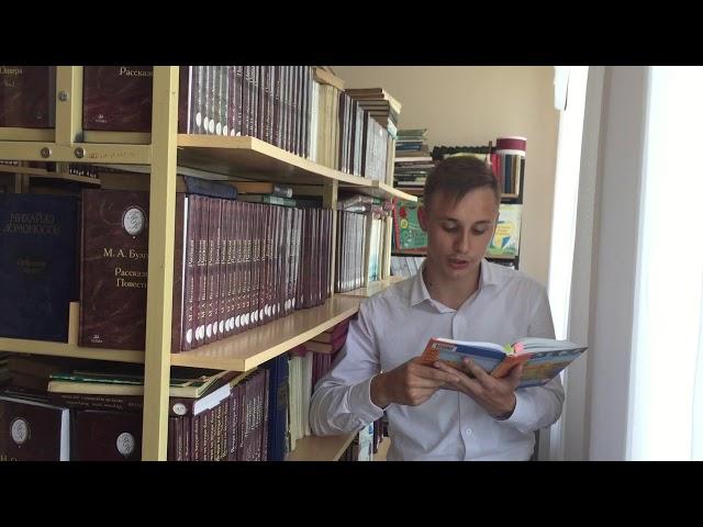 Изображение предпросмотра прочтения – ВикторИонов читает произведение «Матренин двор» А.И.Солженицына