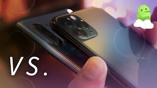 Galaxy Note 10+ vs. iPhone 11 Pro Max: Comparing big flagships in the Big Apple Video