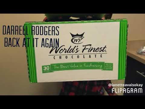 World's Finest Chocolate sales