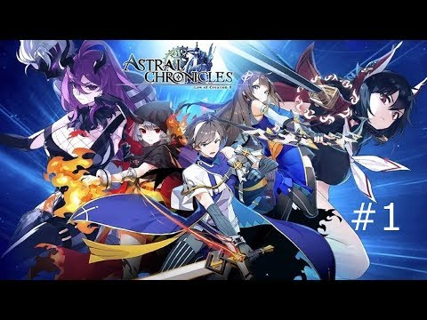 Astral Chronicles Episode 1 Fate by Selsaga