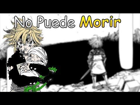 Explicación: El Triste Pasado de Meliodas y la Maldición De no Morir Jamas Nanatsu no taizai
