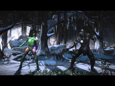 Mortal Kombat X (PC) :: Kitana (Jade) Vs. Sub- Zero (Noob ...