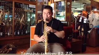 P .mauriat vs Yamaha Soprano Saxophone By Koh Mr.saxman