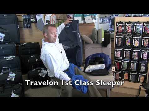 Travel Comfort Aids from PackingLight