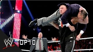 13 Greatest Moments from 2013 - WWE Top 13
