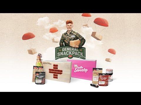 General Snackpack - Crossmedia Kampagne für Bell von Crossfive & Olai Interactive
