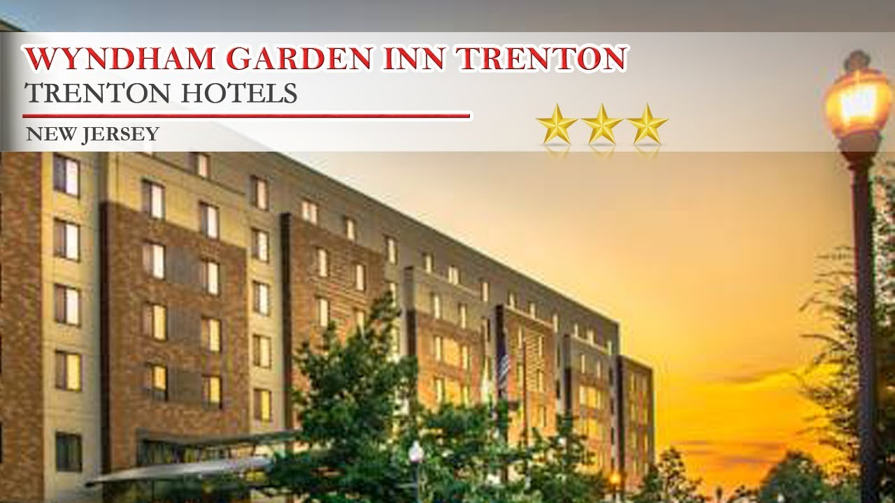 Wyndham Garden Inn Trenton - Trenton Hotels, New Jersey - YouTube