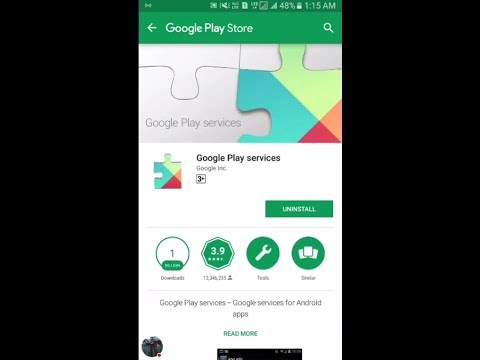 How To Download And Update Google Play Service