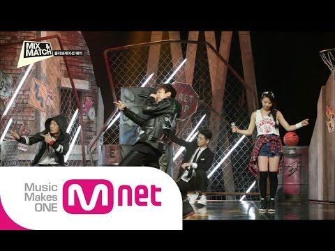 Mnet [MIX & MATCH] Ep.05 - BOBBY팀