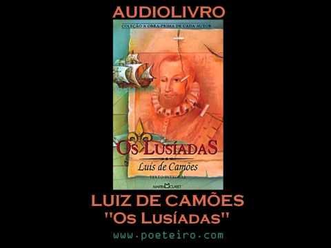 """AUDIOLIVRO: """"Os Lusíadas"""", de Luís de Camões"""