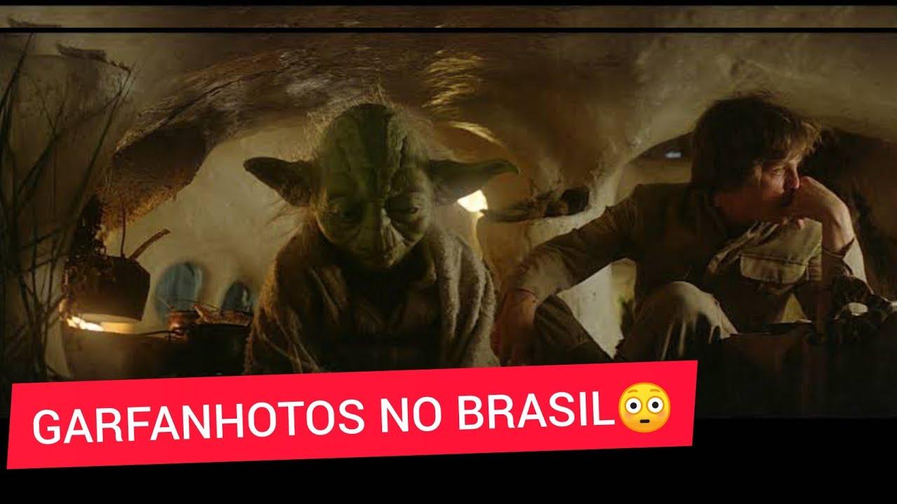 MAJOR GARFANHOTOS CHEGA NO BRASIL 😳PARTE2 #REDUBLAGEM #COMEDIA #MESTREYODA #STARWARS